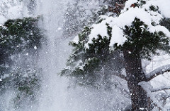 Snow Hazards in Parker